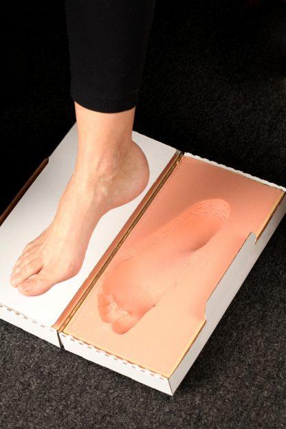 Measuring Feet for Orthotics
